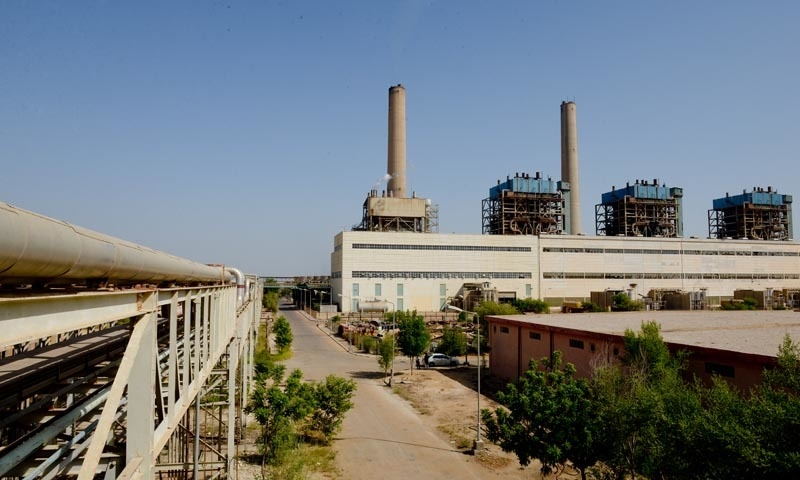 Jamshoro Power Plant
