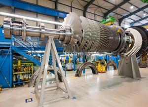 Gasturbine SGT6-8000H / Gas turbine SGT6-8000H